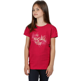 Regatta Bosley III T-Shirt Kinderen, duchess